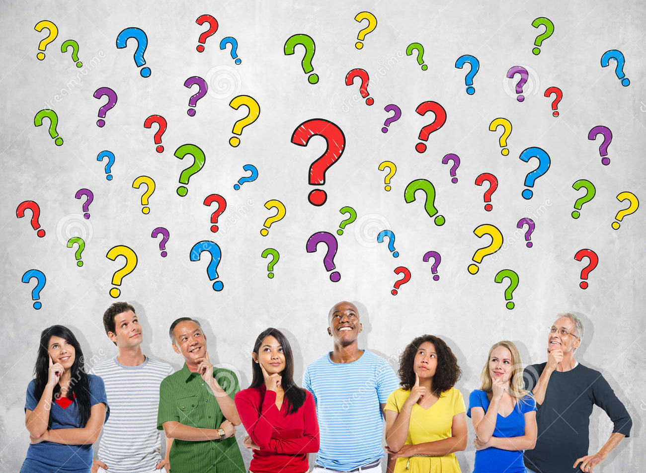multi-ethnic-group-people-thinking-question-marks-41596666